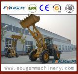 Chargeuses agricoles à roues 3ton à Chine avec changement rapide