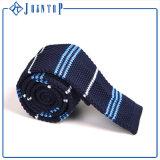 Neue Ankunfts-Polyester-Aktien gestrickte Krawatte für Jointop