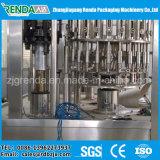 Machine rotatoire de boisson de jus avec le rinicage, système de Filling&Packing