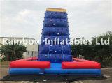 Mur d'escalade de montagne gonflable pour adultes et enfants