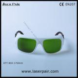 vidrios de protección de laser 980nm y 1064nm y 1320nm para el diodo y el ND: Lasers de YAG con el marco ajustable 36