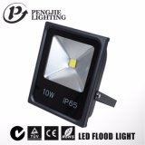 10W COB Proyector proyector LED con CE (IP65).