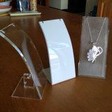 Colliers bijoux en argent sterling Pendentif en acrylique