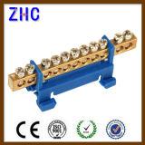 S01-0690 6*9電気DINの柵の銅の端子ブロックのコネクター