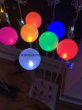 Licht van de Nacht van de LEIDENE het Kleurrijke Lamp van het Landschap voor Decoratie