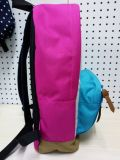 Fashion School Kid with Cotton Mochila Empresarial Sport Travel Casual Promotional Bag (# 20017)