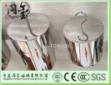 Het Gewicht van de Test van de Klasse 1g-5kg van OIML F1 F2 M1, de Reeks van het Gewicht van het Messing, het Analytische Gewicht van de Kaliberbepaling van het Saldo