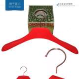 Custom Colored Adults Top Clothes Hangers