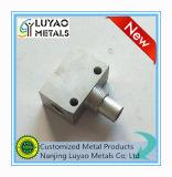 Usinage de précision de matériau aluminium