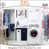 Шкаф прачечного Laundryroom подгонянный мебелью