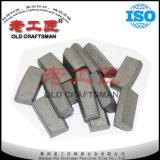 Yachrette Yg15 insère du carbure cimenté au tungstène brillant pour l'exploitation minière