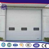 Промышленная секционная дверь