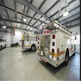 Constructions durables de caserne de pompiers de structure métallique