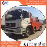 375HP 구조차 바디, 가득 차있 유압 견인 트럭 구조차