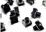 12*12*4.3mm 4pin 거리를 위한 고품질 복각 재치 스위치 5.0