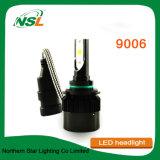 San jeunes 9006 Kit de conversion des projecteurs à LED H1 H3 H7 H11 H13 9005 Projecteur à LED
