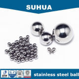 Polonês elevado e esfera de aço durável de Stainelss para válvulas de esfera