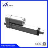 O motor do atuador linear de elevação do veículo
