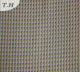 Tela 2017 do sofá do poliéster do Chenille com muita cor