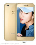 im auf lager ursprünglichen Lite-Handy Hisilicon Kirin 655 der Huawei Ehre8 5.2 Zoll 4GB Karten-Vorderseite-Rückseiten-Kamera-intelligentes Telefon-Gold DES RAM-32GB ROM-Doppel-SIM