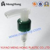 De hete Pomp van de Lotion van het Slot van het Pakket van de Verkoop Kosmetische Plastic Links-rechtse