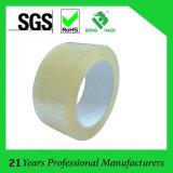 Cinta caliente del embalaje del derretimiento BOPP de la alta calidad transparente o coloreada