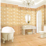 azulejo de la porcelana del azulejo de la pared interior de la inyección de tinta de la buena calidad 6D para la decoración 300X600m m del servicio