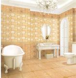 Tintenstrahl glasig-glänzende Innenporzellan-wasserdichte Wand-Fliese für Waschraum-Dekoration