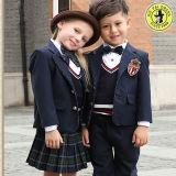 Форма костюма начальной школы для мальчика и девушки