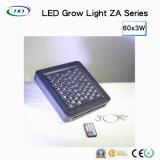 El espectro completo 125W LED crece ligero con el regulador y el contador de tiempo para el uso marina (serie de ZA con la lente)
