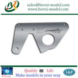 Части CNC профессионала подвергая механической обработке для алюминия