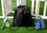 O saco do saco de ombro do saco da corda de tração ostenta o saco das sapatas da trouxa da equitação