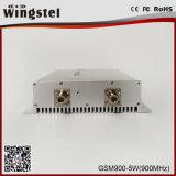 Amplificateur de signal GSM grande puissance 900MHz répétiteur de signal amplificateur de signal de gros pour la maison mobile