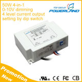bloc d'alimentation de 42W-50W 1.05A 1.4A 1.75A 2.1A 0-10V Dimmable