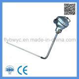 La S digita il tubo di ceramica L termocoppia della sonda di figura con temperatura elevata