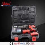 Batterie- Hydraulikanlage-Hilfsmittelhydraulischer nachladbarer Rebar-Scherblockelektrischer Rebar-Ausschnitt-Maschinen-drahtloser verlegter Rod-Ausschnitt