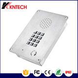 Телефона лифта телефона станции звонока IP телефон Handsfree напольный водоустойчивый