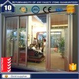 Стильный алюминиевый корпус и подъема в моде сдвижной двери
