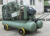 Petit compresseur d'air à C.A. de Portable de Kaishan 18.5kw 7bar 112cfm W-3.2/7D