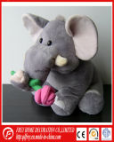 Jouet chaud mignon d'éléphant de peluche de vente avec du CE