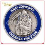 Kundenspezifische antike Bronzeandenken-Geschenk-Herausforderungs-Münze