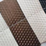Het Leer van het Ontwerp Pu van de kubus voor het Maken van Zakken