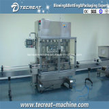 Het Vullen van de geavanceerd technische Lineaire Olie van het Type Machine
