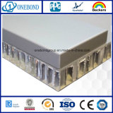 Revêtement de PE en aluminium Panneau alvéolé pour matériaux de construction