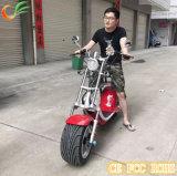 2017 Citycoco最も新しいScrooser 1500W Harleyの電気オートバイ