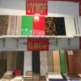 Panneau de meuble High Gloosy UV MDF Board