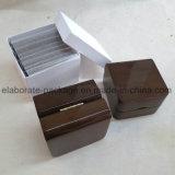 Commercio all'ingrosso impaccante del contenitore di anello di legno elegante del regalo dell'OEM