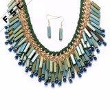 Jóias de imitação O mais recente design Bohemian Style Multicolor Custom Jewelry Set