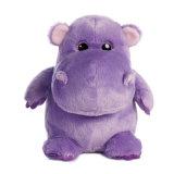 Brinquedo feito sob encomenda do luxuoso do hipopótamo do luxuoso