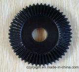 Прямозубая цилиндрическая шестерня шестерней/ передачи части/ складской обработки с SGS сертификат ISO9001